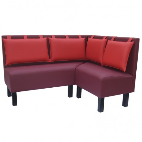 Banquette Europe coussin